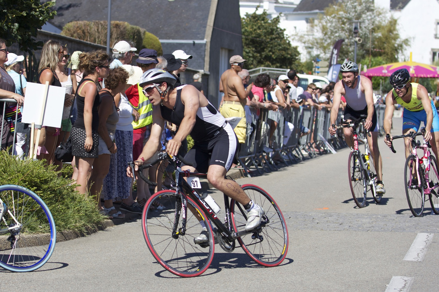 Fotos del triatlon de zarautz 50
