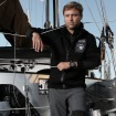 Alex Thomson's press conference