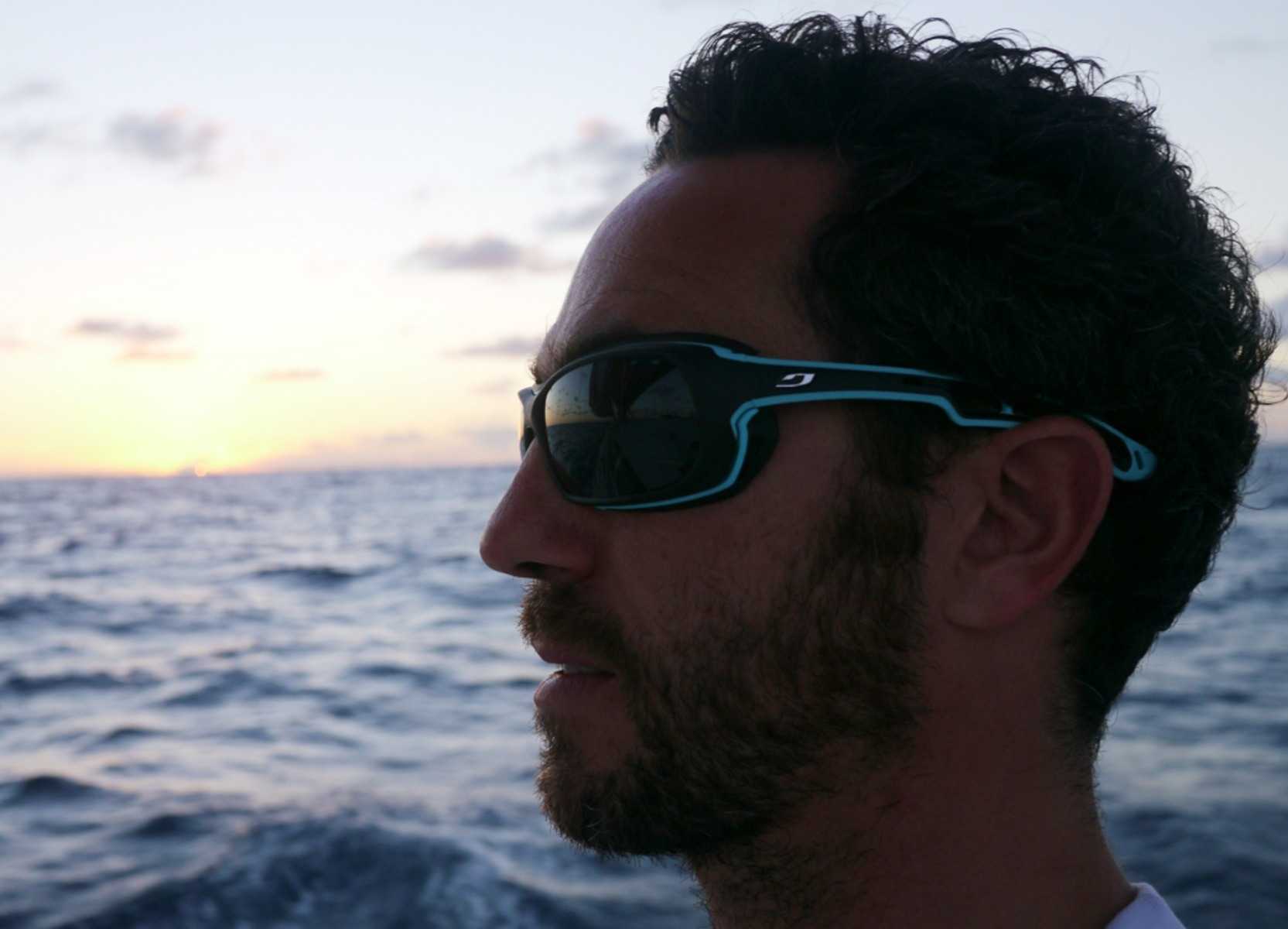 Tanguy de Lamotte - ATLANTIC SEA / SOUTH EQUATOR - 26/11/2012