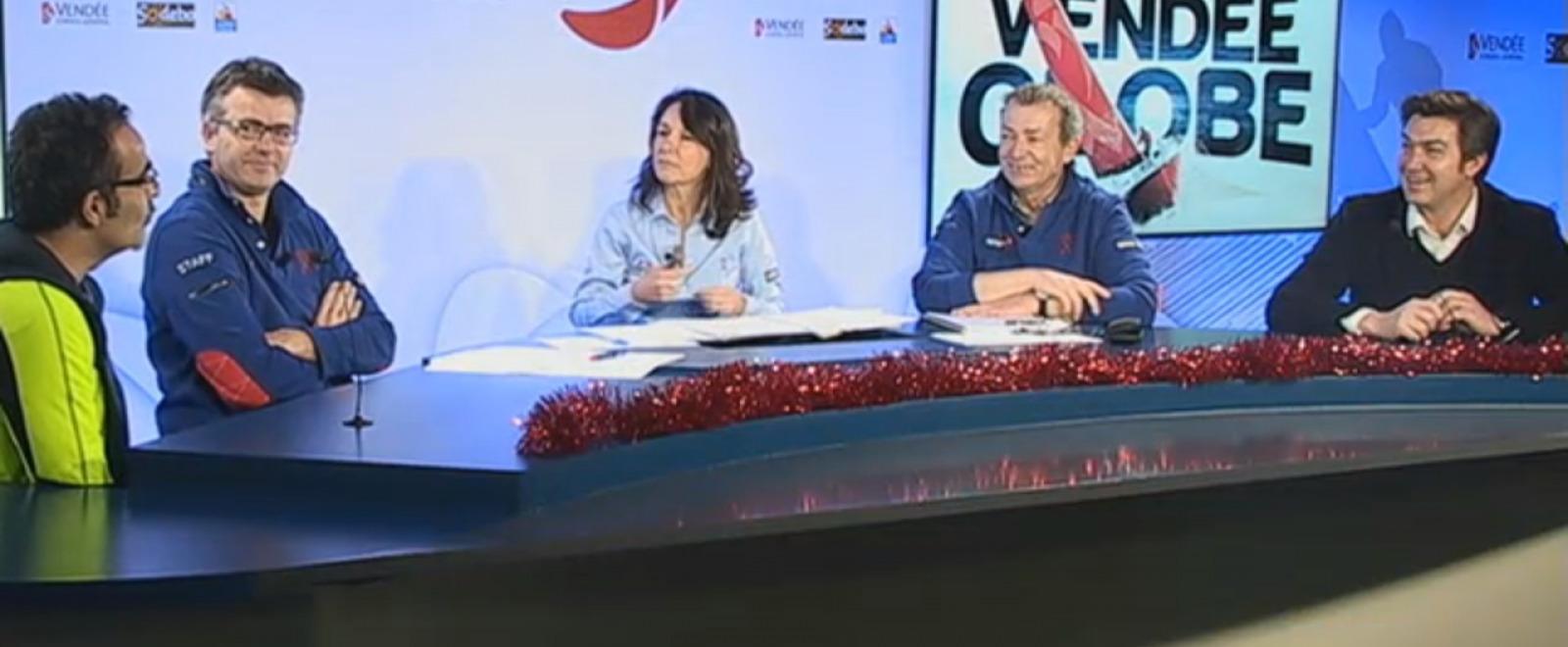 Actualités - Replay : Le live du Vendée Globe du 28 décembre (VIDEO ...