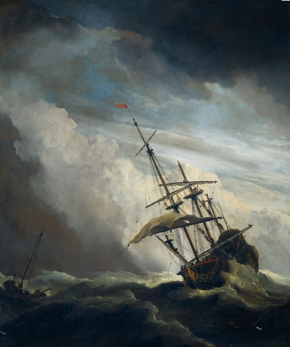 rime of the mariner