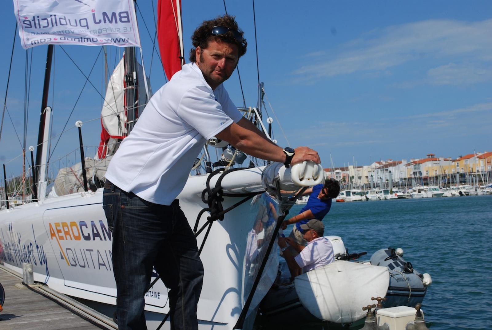 Arnaud BOISSIERES - Vendée Globe