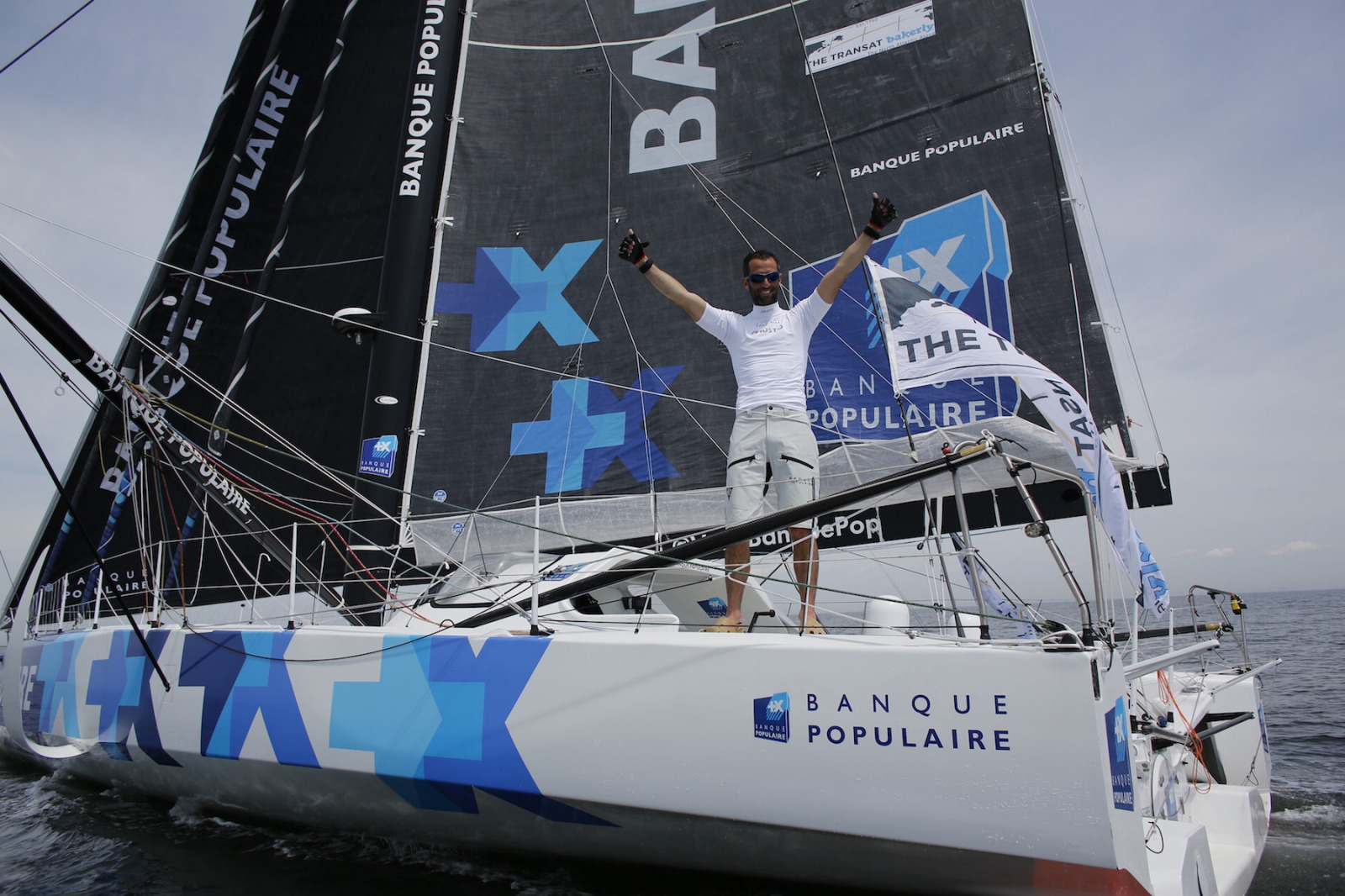 News the transat the state of play before the vend e - Armel le cleac h ...