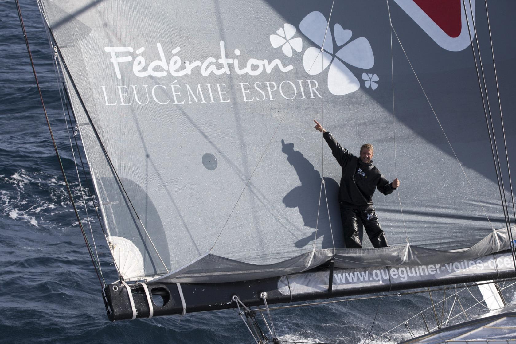 News - Sails explained to the general public by Yann Eliès