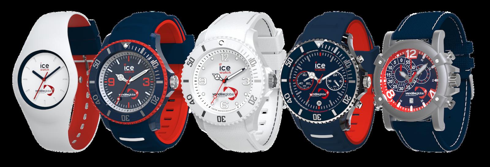 News - Ice-Watch presents its Vendée Globe range - Vendée Globe c19d348881