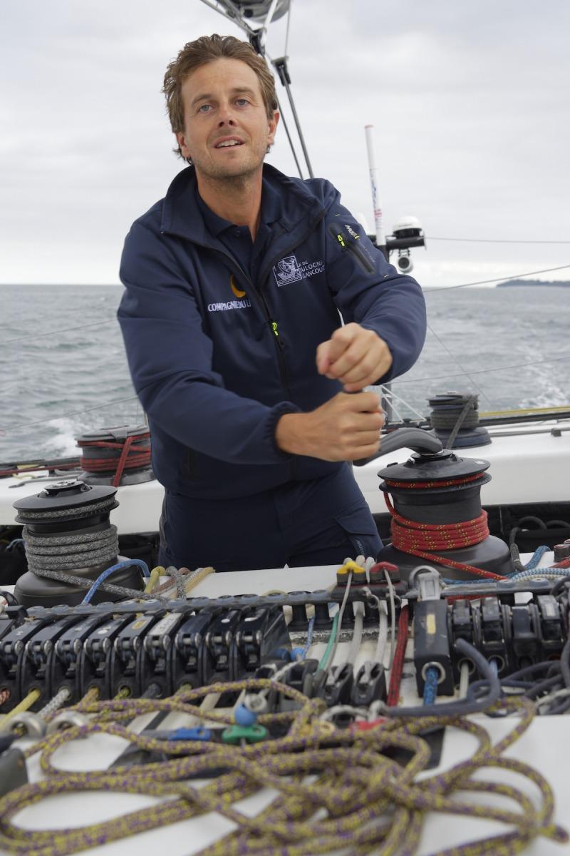 Actualit s les marins solidaires de kito la course de vitesse continue dans les mers du sud - Compagnie du lit boulogne ...