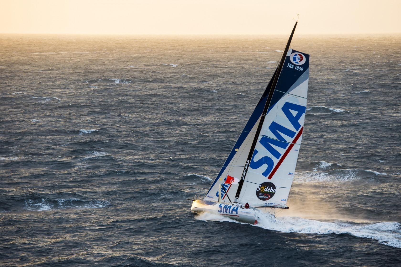 Point sur la flotte du Vendée Globe 2016/2017