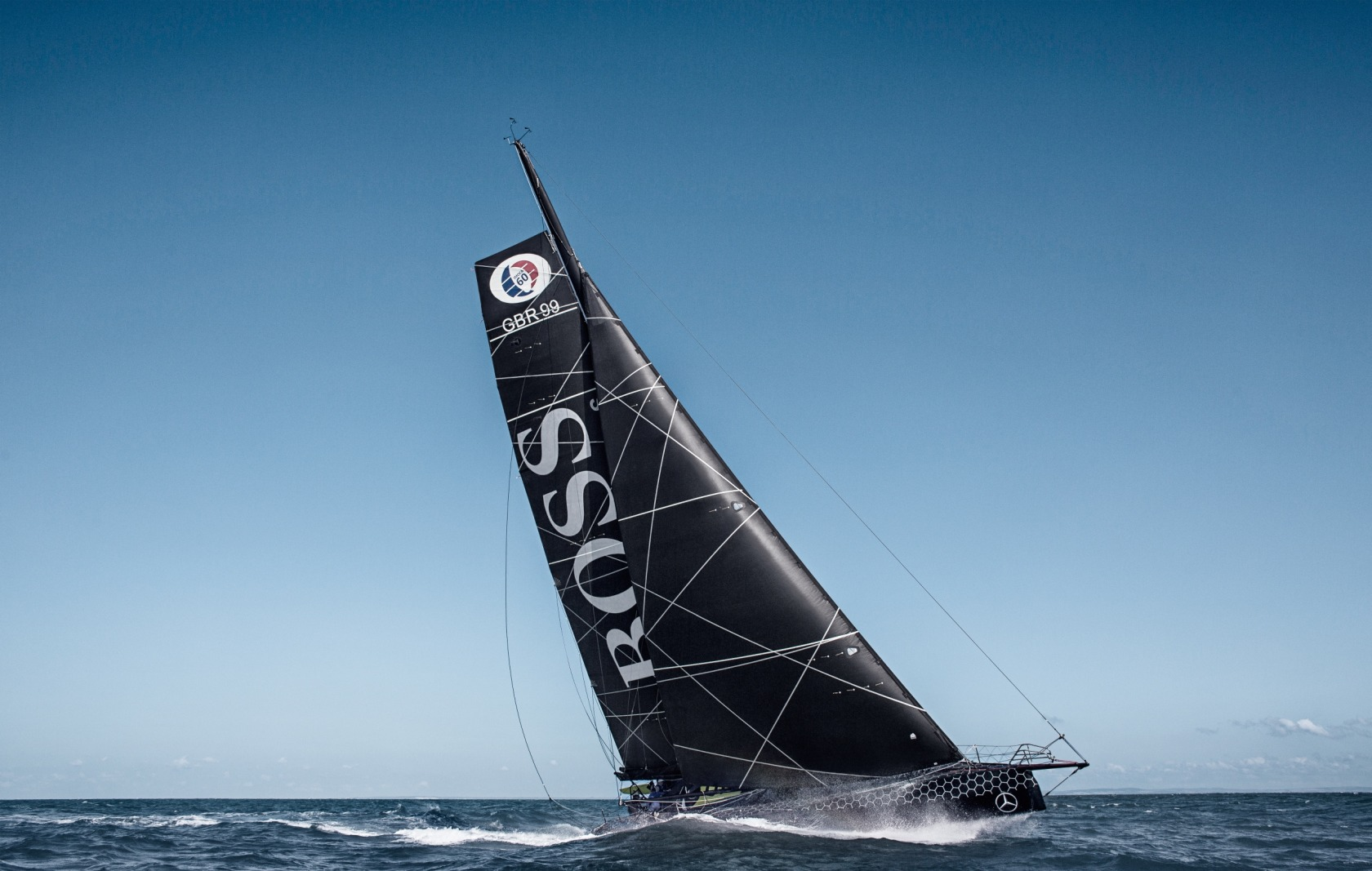 Alex Thomson - Hugo Boss