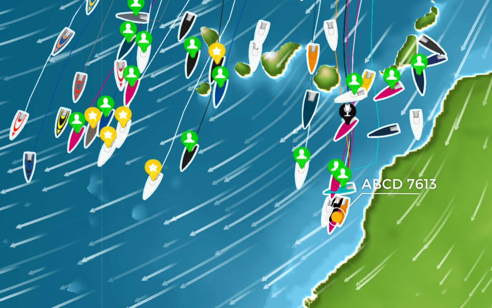 Didac Costa est reparti ce jeudi — Vendée Globe