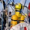 Ocean and climate: the CNES Argonautica program on the Vendée Globe