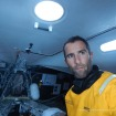 In the cold Southern Ocean