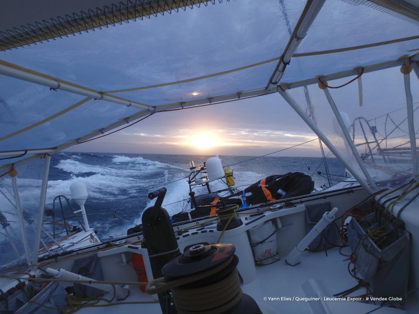 StMichel-Virbac est entré dans la zone interdite des glaces
