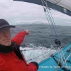 Delight for Fa with 5th Cape Horn rounding