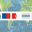 WHICH FRENCH DEPARTMENT HAS THE MOST VIRTUAL VENDÉE GLOBE PLAYERS?