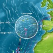 AZORES IN SIGHTS AND MID NEXT WEEK ETA FOR THE LEADERS