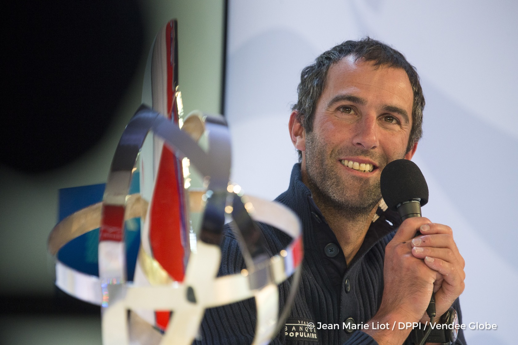 News armel le cl ac h looks back at his race vend e globe - Armel le cleac h ...