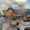 Send sunshine: Conrad Colman speaks about his dismasting and battle to finish the Vendée Globe