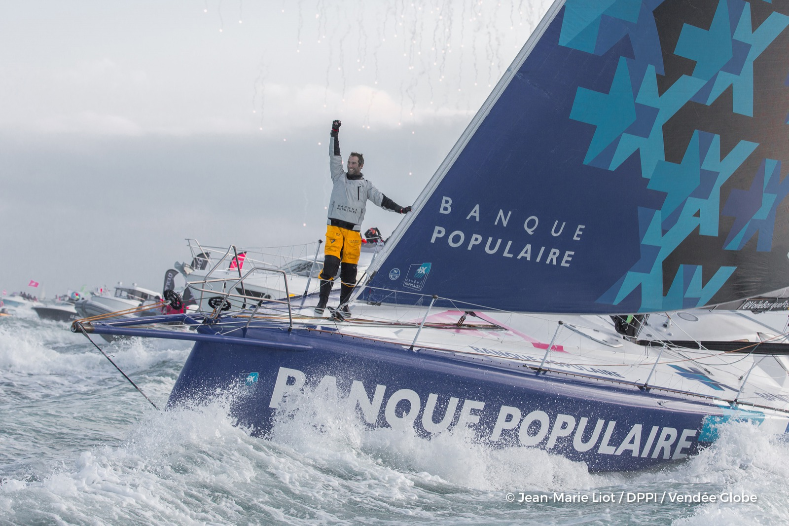 News the decisions taken by the imoca class vend e globe - Vainqueur vendee globe 2017 ...