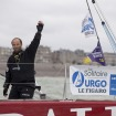 Nicolas Lunven, winner of the 2017 Solitaire, dreams of the Vendée Globe