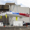 Alan Roura has launched his new IMOCA