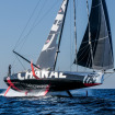 Charal Wins IMOCA Class in Rolex Fastnet Race