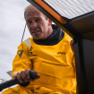 "PRB's New Skipper Kevin Escoffier, ""I'm trying to narrow the gap in terms of solo sailing."""