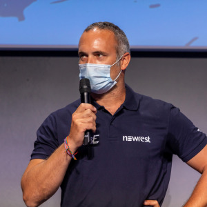 Fabrice Amedeo - Press conference