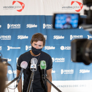 Sébastien Simon - Press conference