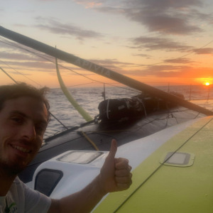 Charlie Dalin takes the lead in the Vendée Globe on this 15th day of racing