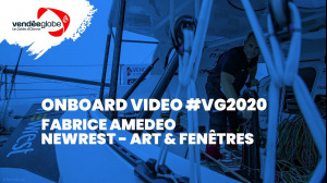 Onboard video - Fabrice AMEDEO | NEWREST - ART & FENÊTRES - 08.12