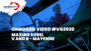 Onboard video - Maxime SOREL | V AND B - MAYENNE - 13.01