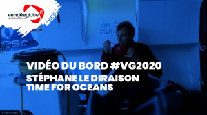 Onboard video - Stéphane LE DIRAISON | TIME FOR OCEANS - 14.01