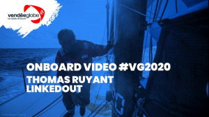 Onboard video - Thomas RUYANT | LINKEDOUT - 16.01