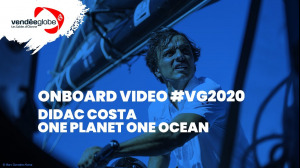 Onboard video - Didac COSTA | ONE PLANET ONE OCEAN - 17.01