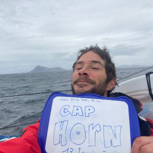 Clément is one of the new cap-horners of the Vendée Globe since January 17th! Congratulations