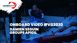 Onboard video - Damien SEGUIN | GROUPE APICIL - 18.01