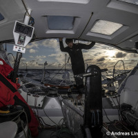 News - FLASH...Boris Herrmann In Collision With Fishing Boat - Vendée Globe - En