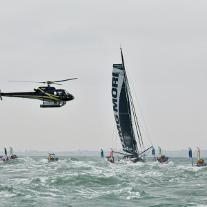 Well surounded for his finish to Les Sables d'Olonne
